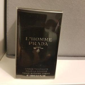 L'Homme Prada Shower Cream